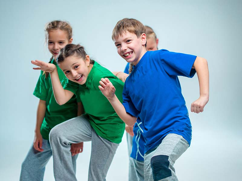 HipHop Kids Zirndorf studio4
